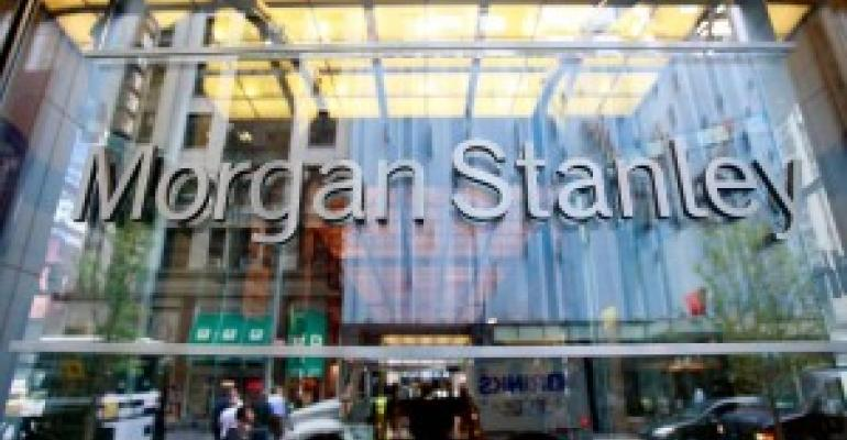 Morgan Stanley Smith Barney Q4 Weak, Margins Dip, Net New Assets of $6 Billion