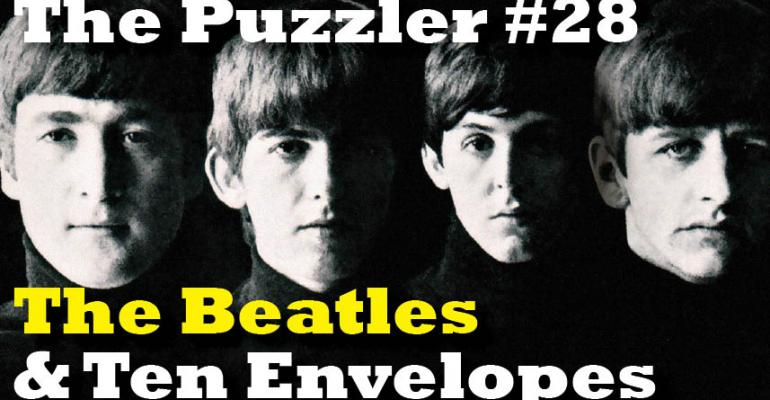 THE PUZZLER #28