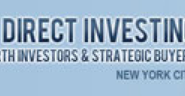 Opportunities in Direct Investing