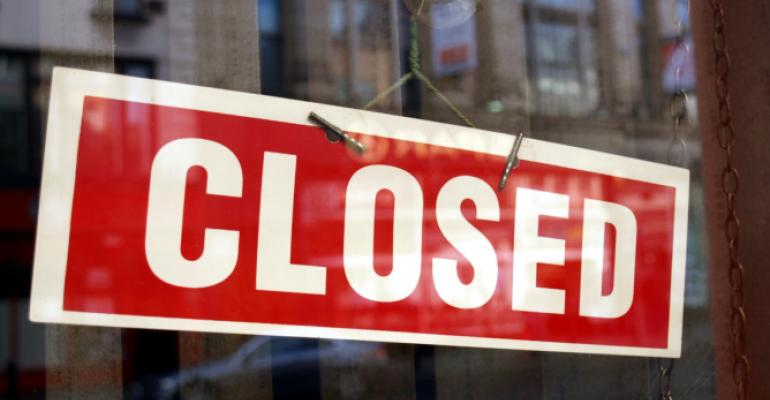 Another IBD-Seller of Private Placement Closes Up Shop