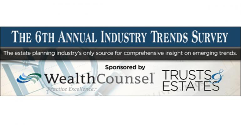 2012 Industry Trends Survey