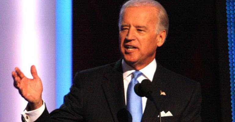 """Note the Lead Articles on FoxNews.com (Biden says tax the rich!) and CNN.com (leads with, Romney, """"I was completely wrong"""")"""