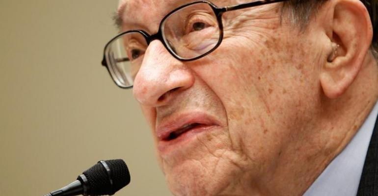 Greenspan: What's Wrong With Dodd-Frank, and What Investors Didn't Know Before '08