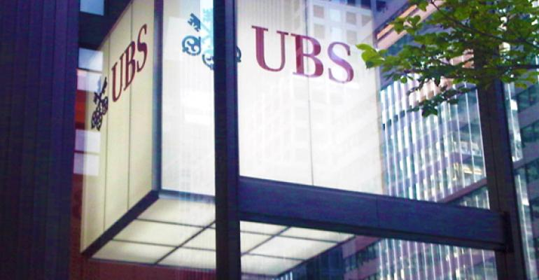 UBS Financial Advisors Shine in Third Quarter