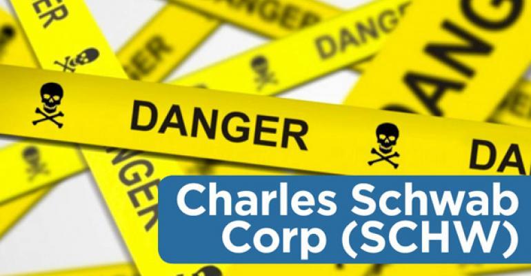 Danger Zone: Charles Schwab Corp (SCHW)
