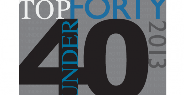 Top 40 Wirehouse Advisors Under 40