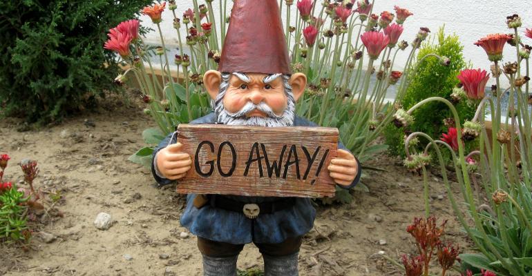 """""""Go Away!"""""""
