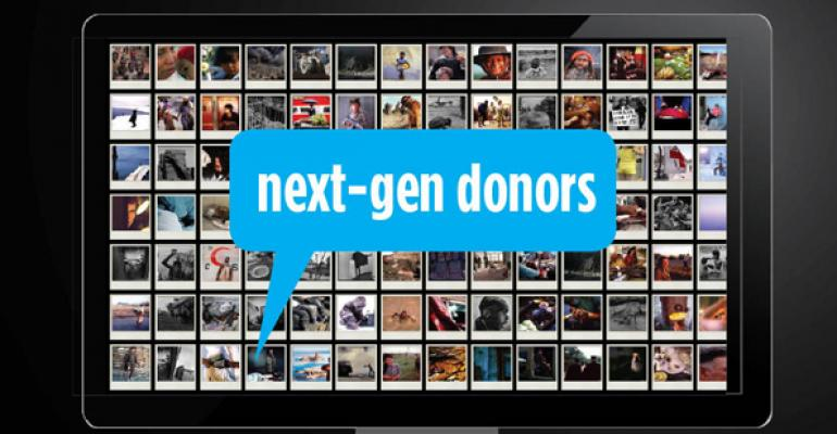 FAQs for #NextGenDonors