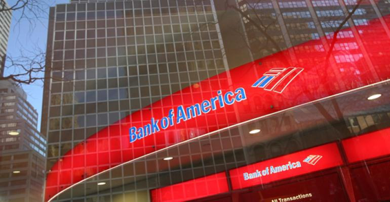 Client Asset Flows Up at BofA as Advisor Ranks Thin