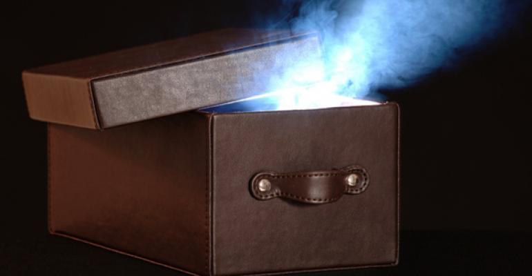 Pandora's Gift Box