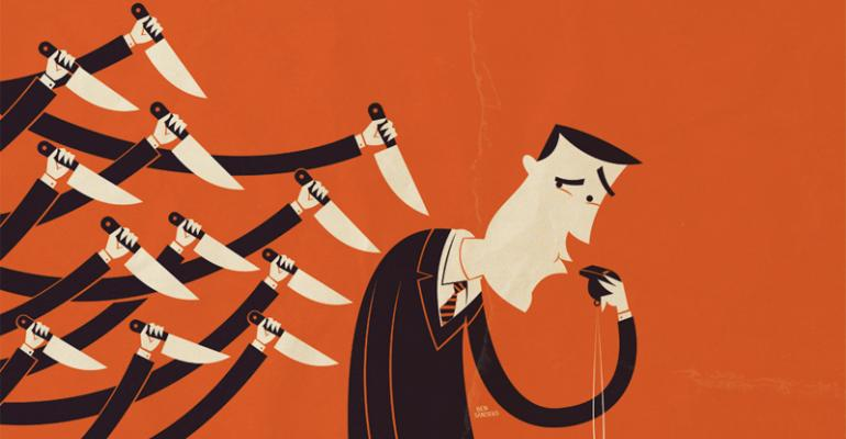 Next Big Whistleblowers Could Be Advisors