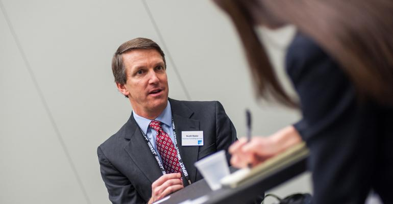 Scott Slater managing director of business consulting for Schwab Advisor Services