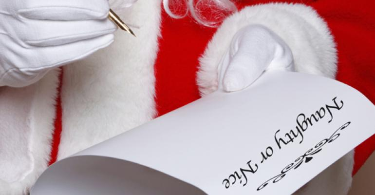 The Naughty and Nice List for Retail ETFs