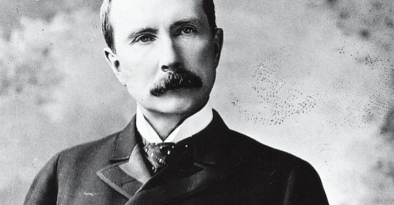 What New Advisors can Learn from John D. Rockefeller, Sr.