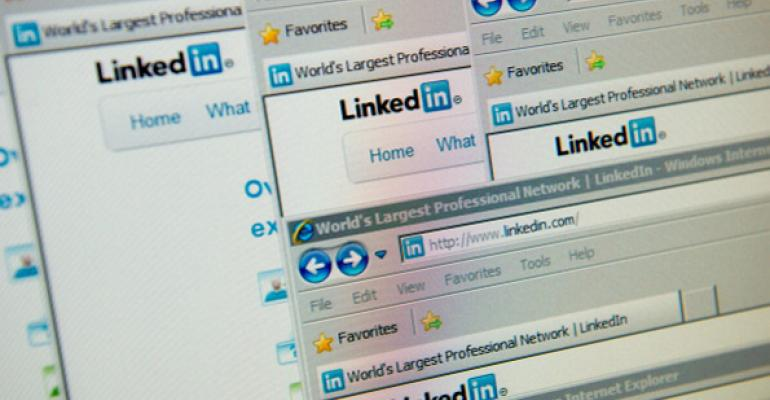 "Why Financial Advisors Shouldn't Use LinkedIn's ""Get Introduced"" Button"