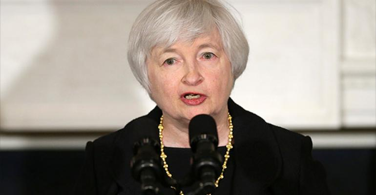 Senate Confirms Yellen as Next Fed Chairman