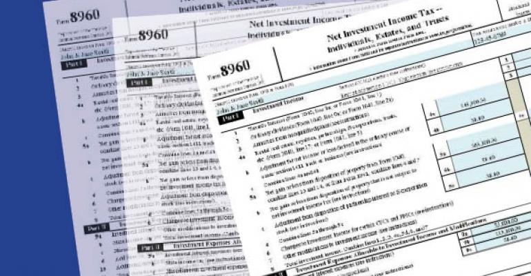IRS Issues Draft Instructions for Net Investment Income Tax Form ...