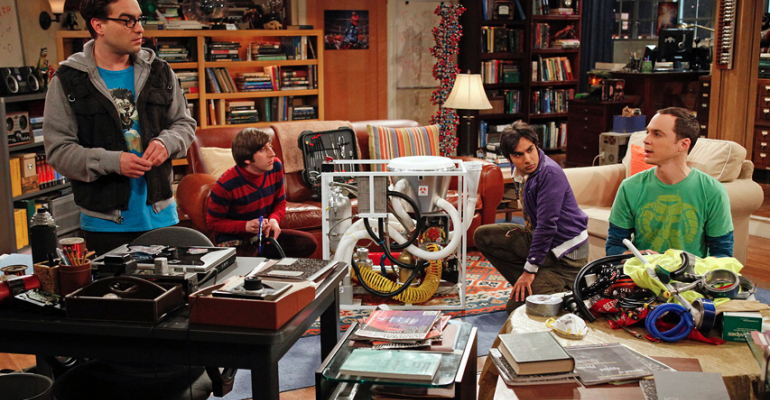 The Big Bang Theory: Inflating the Stock Market