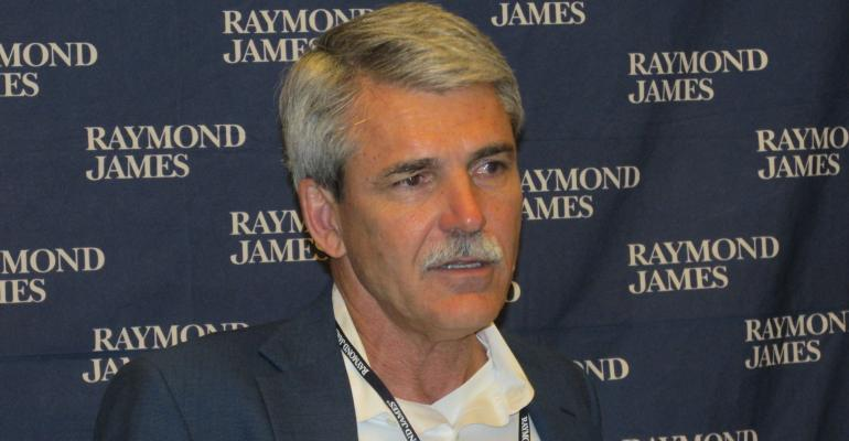 Raymond James CEO Paul Reilly
