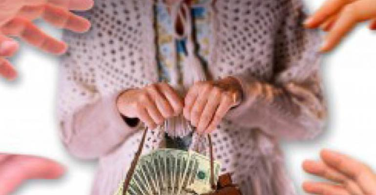 Addressing Financial Elder Abuse