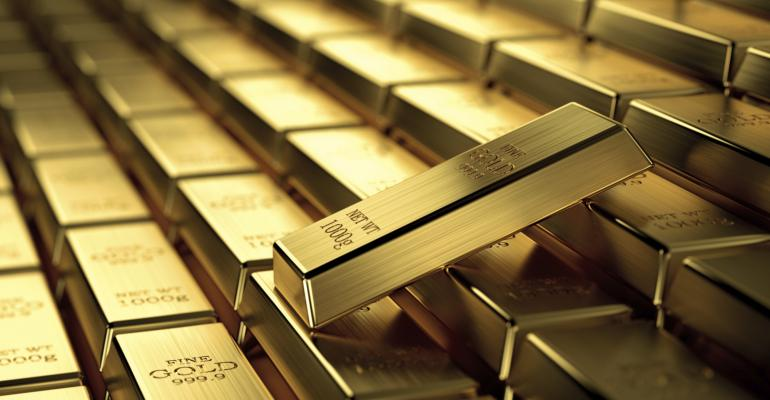 Gold Finds a New Home at Your Client's Home