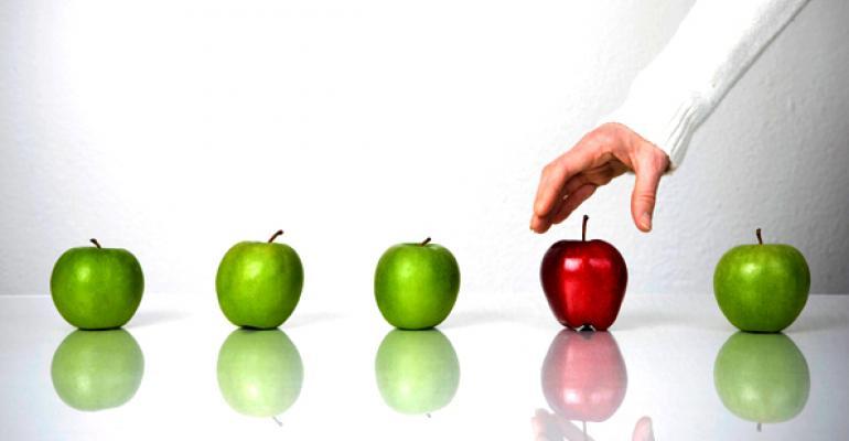 Advisor Views on Alternatives