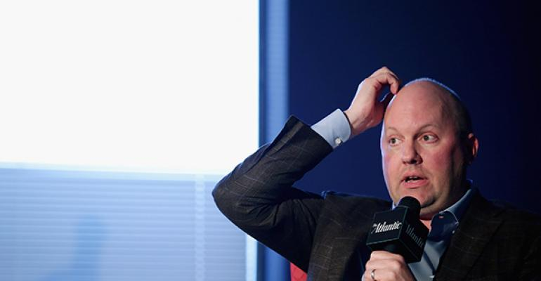Marc Andreessen  Copyright Chip Somodevilla Getty Images