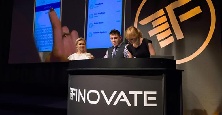The Best Ideas from FinovateFall