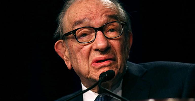 According to Alan Greenspan the months and years after the Fed stops QE will be very painful for the US economy