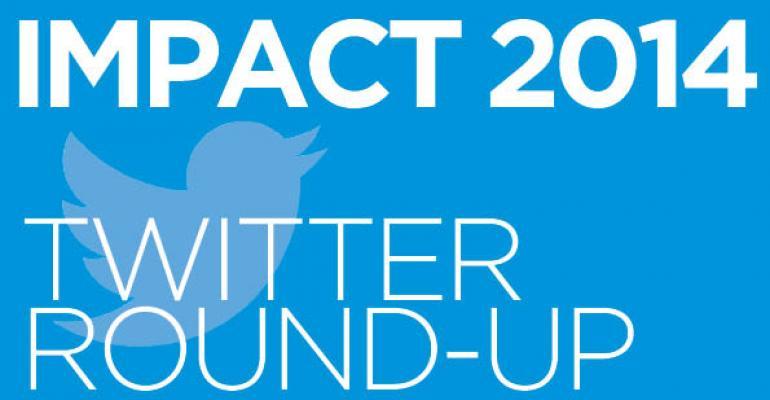 Schwab IMPACT 2014 Twitter Round-Up