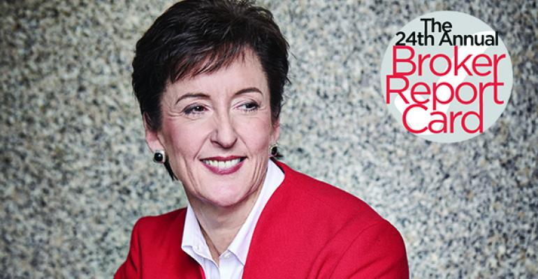 Q&A: Mary Mack, President, Wells Fargo Advisors
