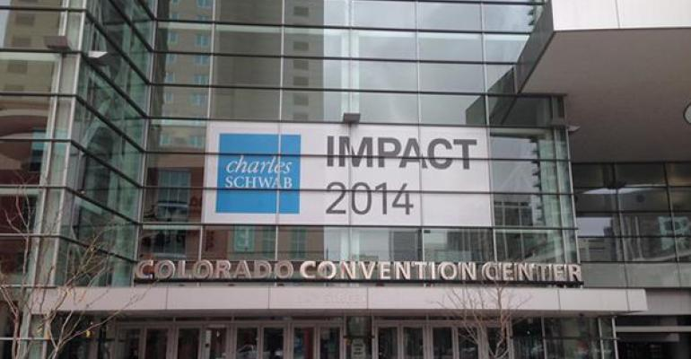 Schwab IMPACT to Draw 1,900 RIAs to Denver