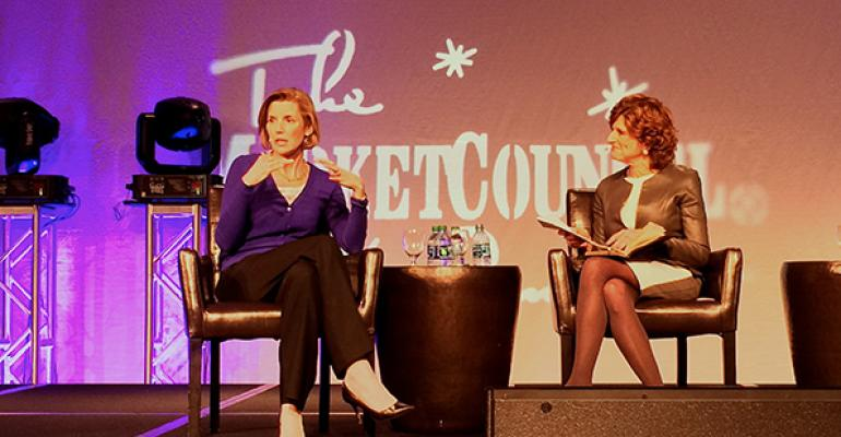 Don39t count out the wirehouses just yet Sallie Krawcheck said at the MarketCounsel annual conference on Wednesday