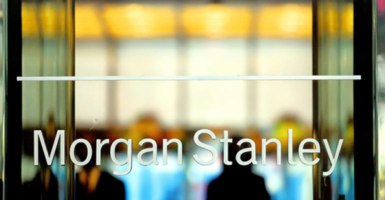 Morgan Stanley Adjusted Profit Falls Short of Expectations