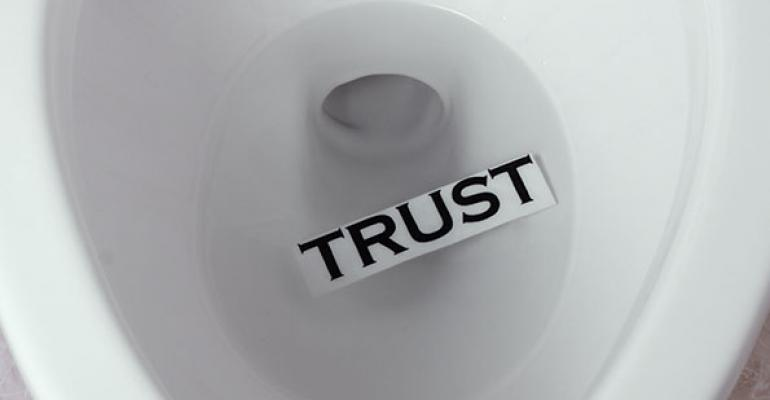 The Daily Brief: A Matter of Trust