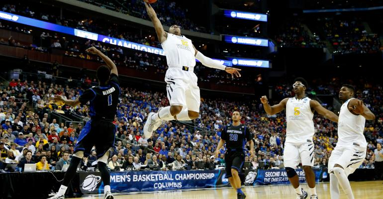 March Madness Makes Markets This Week