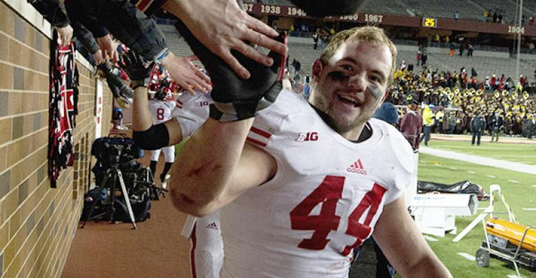 Chris Borland retired from the NFL at age 24