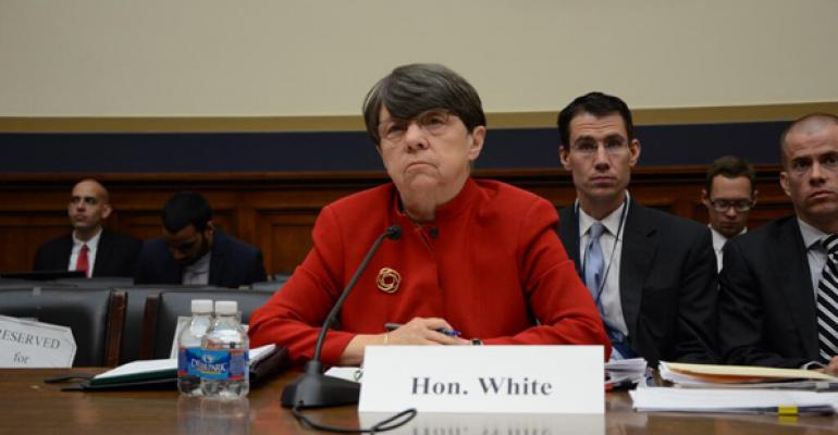 SEC's White Breaks Her Silence on Controversial Waiver Policy