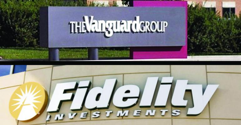 Vanguard Unseats Fidelity as Target-Date King