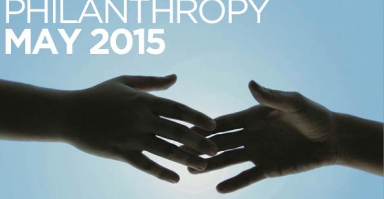 The Philanthropic Age Divide