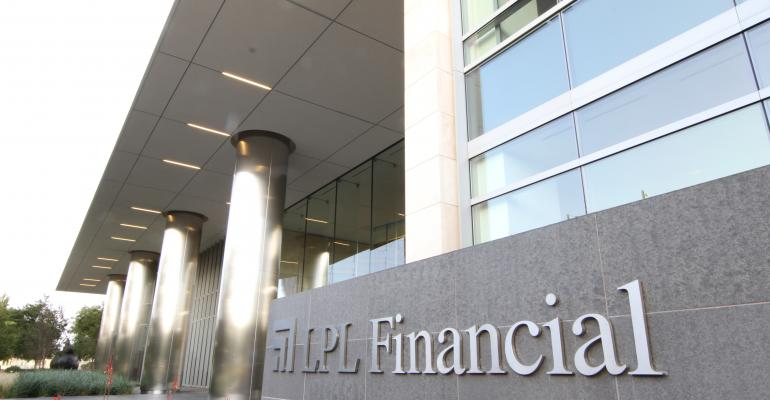 LPL Faces More Regulatory Charges