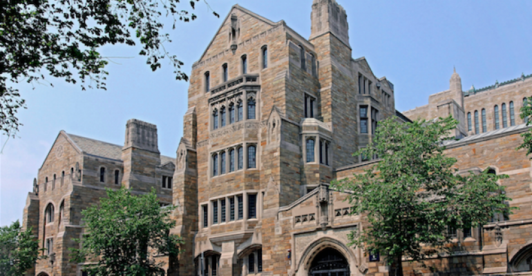Does Yale Need Another $150 Million?