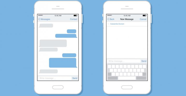 Financial Advisors: Are You Texting Clients?