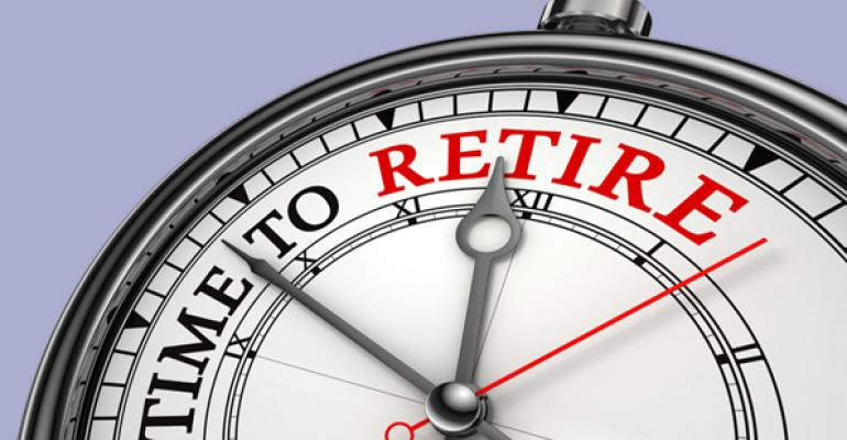 Retirement is Dying