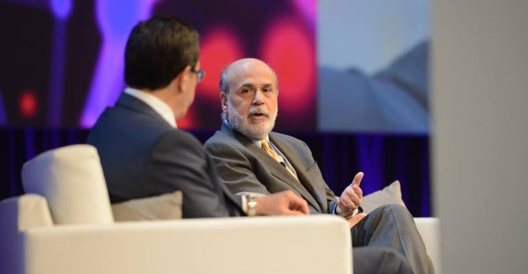 Bernanke: Financial Services Critical to Economy