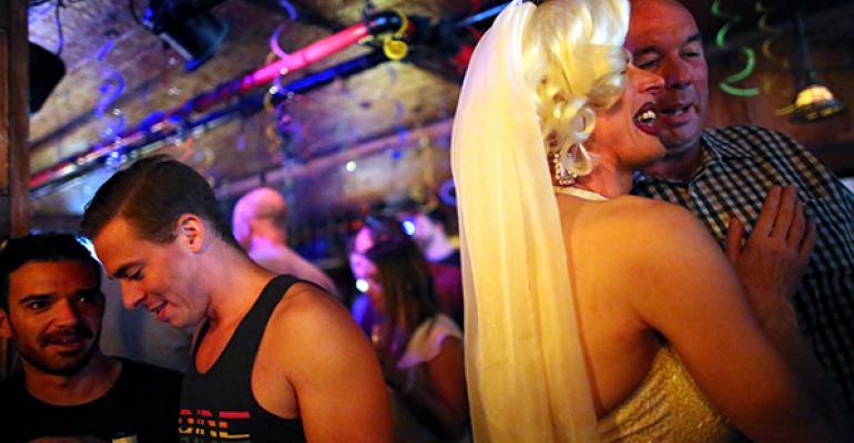 Gay Marriage Stimulus?