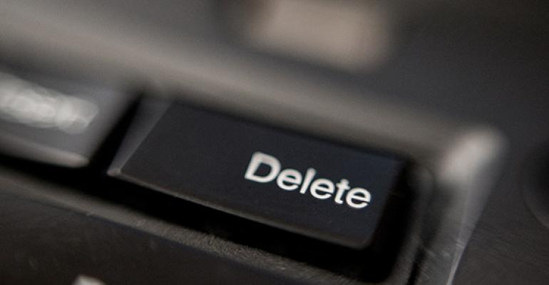 Q&A: Security As Simple As Pushing Delete