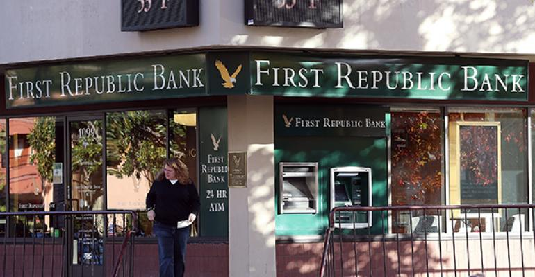 First Republic Buys Constellation Wealth Advisors
