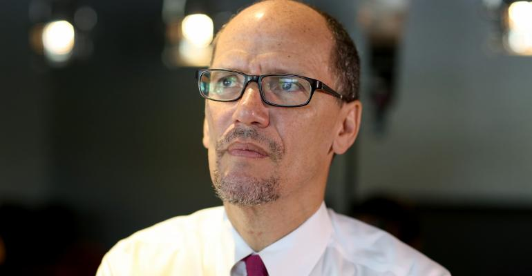 Labor Secretary Tom Perez scheduled to speak to Congress on fiduciary proposal on Wednesday  Copyright Joe Raedle Getty Images
