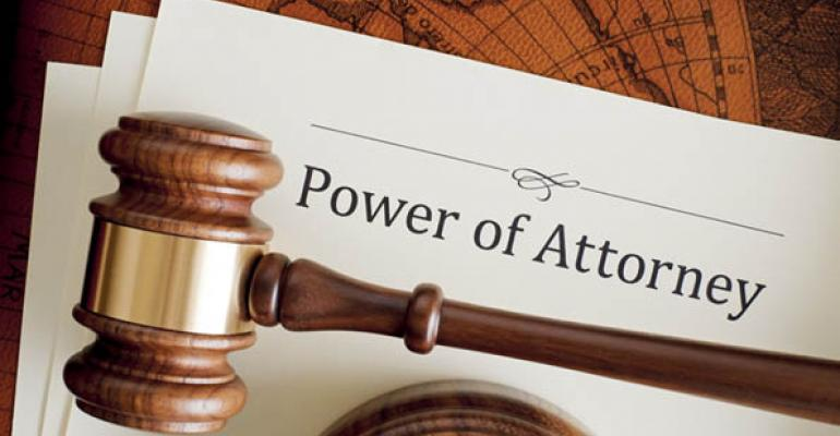 Powers of Attorney for Our Aging Client Base